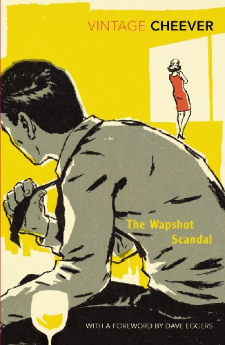 9780099540595: The Wapshot Scandal: With an Introduction by Dave Eggers (Vintage Classics)