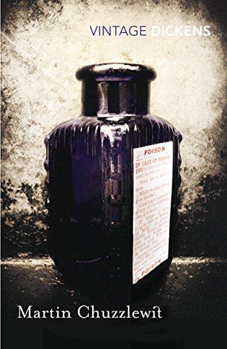 9780099540854: Martin Chuzzlewit (Vintage Classics Promo 103)