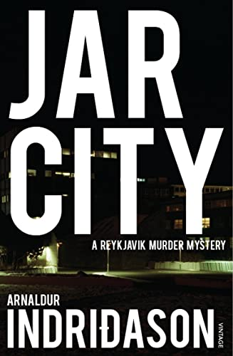 9780099541837: Jar City (Reykjavik Murder Mysteries 1)