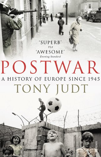 9780099542032: Postwar: A History of Europe Since 1945
