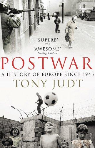 9780099542032: Postwar: A History of Europe Since 1945