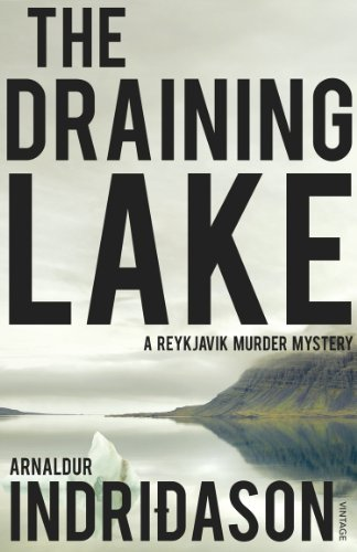 9780099542216: The Draining Lake (Reykjavik Murder Mysteries 4)