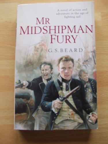 9780099542421: Mr Midshipman Fury