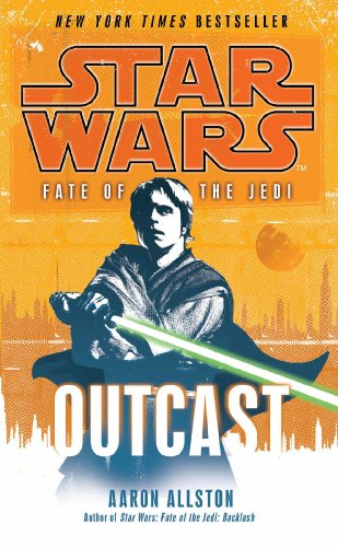 9780099542704: Star Wars: Fate of the Jedi - Outcast