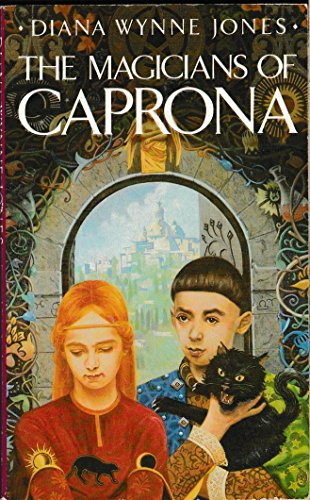 Magicians of Caprona, The (9780099542803) by Jones, Diana Wynne