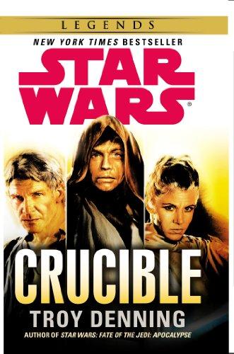 9780099542933: Star Wars: Crucible