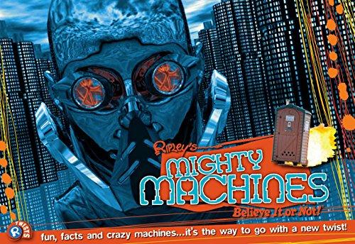 9780099543640: Mighty Machines (Ripley's Twists)