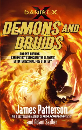 9780099543961: Daniel X: Demons and Druids [Hardcover]