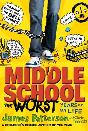 9780099543985: Middle School: The Worst Years of My Life: (Middle School 1)