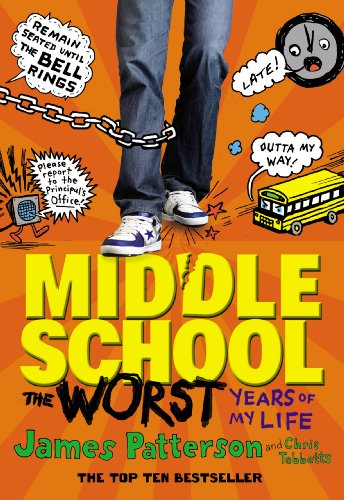 9780099544029: Middle School: The Worst Years of My Life: (Middle School 1)