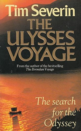 9780099544203: The Ulysses Voyage: Sea Search for the