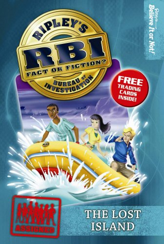 9780099544227: The Lost Island (Ripley's Bureau of Investigation (RBI))