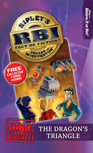 9780099544241: The Dragon's Triangle (Ripley's Bureau of Investigation (Rbi))