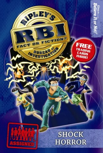 9780099544258: Shock Horror (Ripley's Bureau of Investigation (RBI))