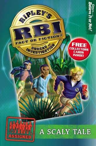 9780099544272: A Scaly Tale (Ripley's Bureau of Investigation (RBI))
