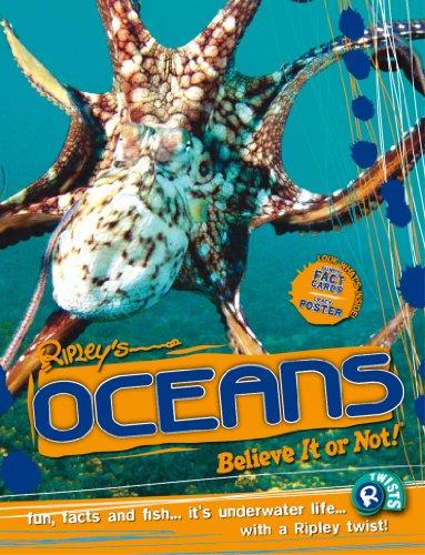 9780099544432: Oceans. [Written by Camilla de La Bedoyere] (Ripley's Twists)