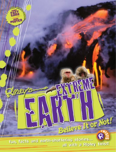 9780099544449: Extreme Earth (Ripley's Twists)
