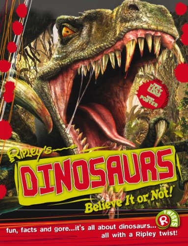 9780099544456: Dinosaurs. [Written by Rupert Matthews] (Ripley's Twists)