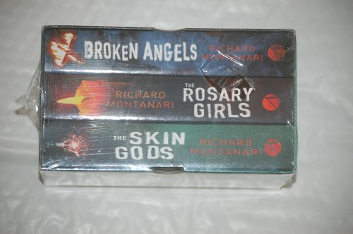 9780099544784: 3 book box set Broken Angels, The Rosary Girls The Skin Gods