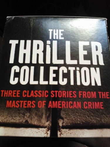 9780099544821: The Thriller Collection - 3 volume box set: The Rosary Girls, Faithless and Cross Bones