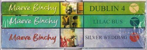 9780099544845: Maeve Binchy 3 book boxed set - RRP ?�?�17.97 - Dublin 4, Lilac Bus, Silver Wedding