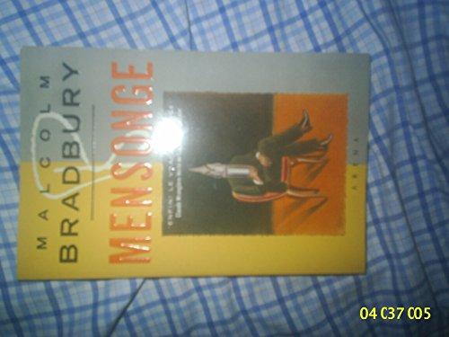Mensonge: My Strange Quest for Henri Mensonge,: Bradbury, Malcolm