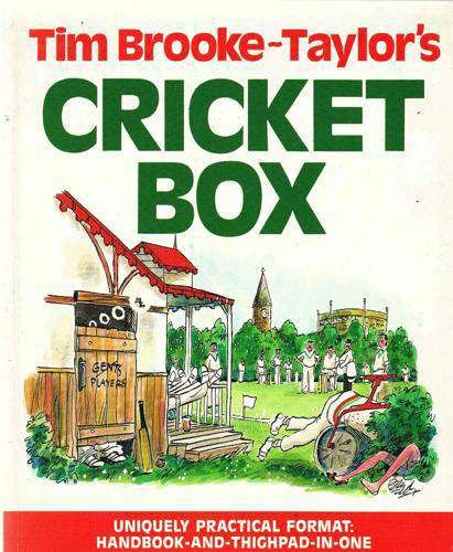 Cricket Box: Brooke-Taylor, Tim