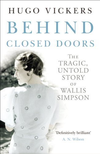 9780099547228: Behind Closed Doors: The Tragic, Untold Story of the Duchess of Windsor