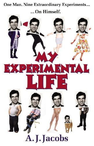 My Experimental Life (0099547422) by Jacobs, A. J.