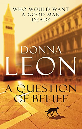 9780099547624: A Question of Belief: (Brunetti 19)