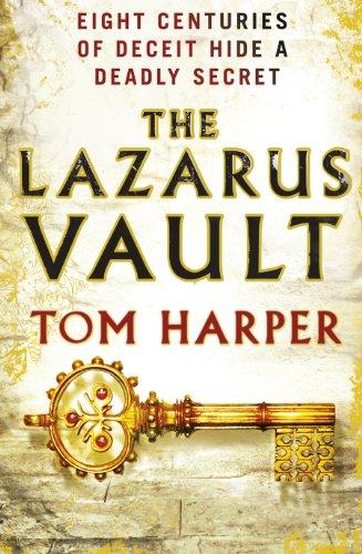 9780099547839: The Lazarus Vault