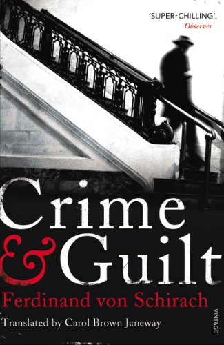 9780099549277: Crime and Guilt