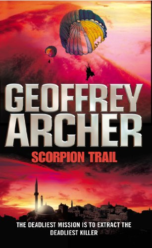 9780099549413: Scorpion Trail