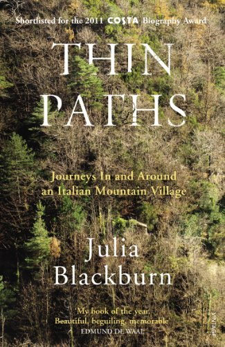 9780099549420: Thin Paths: Journeys in and around an Italian Mountain Village