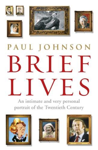 9780099550259: Brief Lives