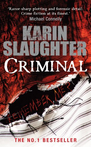 9780099550297: Criminal (The Will Trent Series)