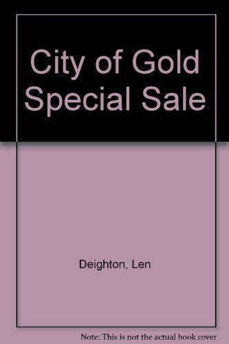 9780099550419: City of Gold Special Sale