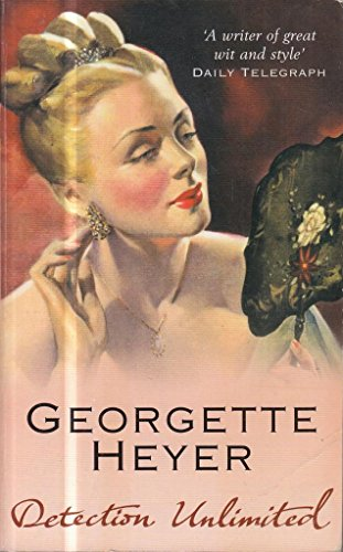9780099550433: [Detection Unlimited] [by: Georgette Heyer]