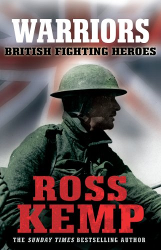 9780099550594: Warriors: British Fighting Heroes