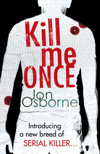 9780099550921: Kill Me Once (Fbi Special Agent Dana Whitestone)