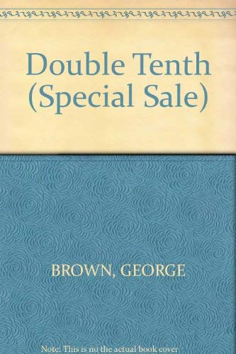 9780099551119: Double Tenth (Special Sale)