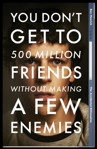 9780099551232: The Accidental Billionaires: Sex, Money, Betrayal and the Founding of Facebook