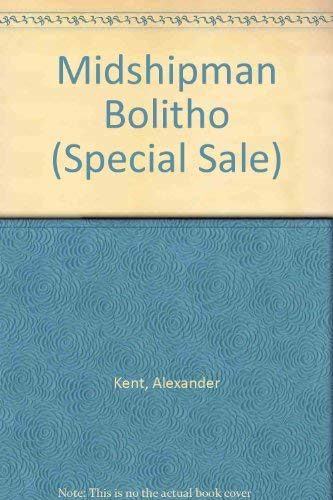 9780099551317: Midshipman Bolitho (Special Sale)