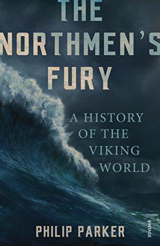 9780099551843: The Northmen's Fury: A History of the Viking World