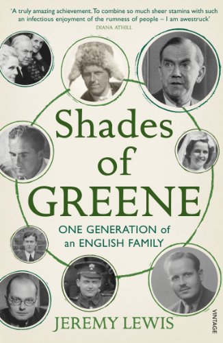 9780099551881: Shades of Greene: One Generation of an English Family