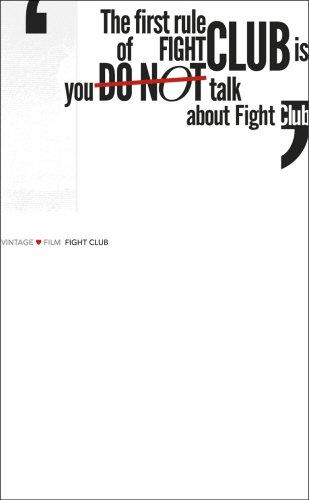 9780099552154: Fight Club