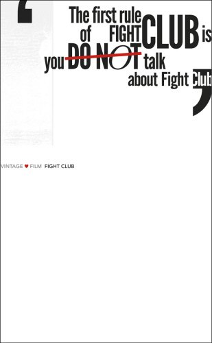9780099552154: Fight Club
