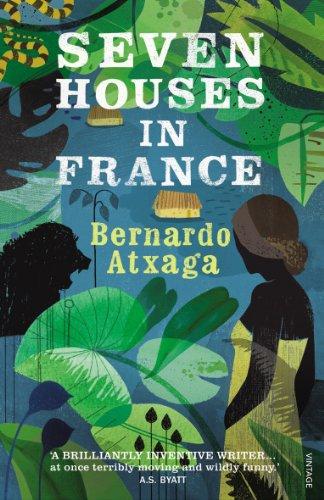 9780099552253: Seven Houses in France