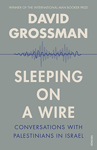 9780099552284: Sleeping On A Wire: Conversations with Palestinians in Israel