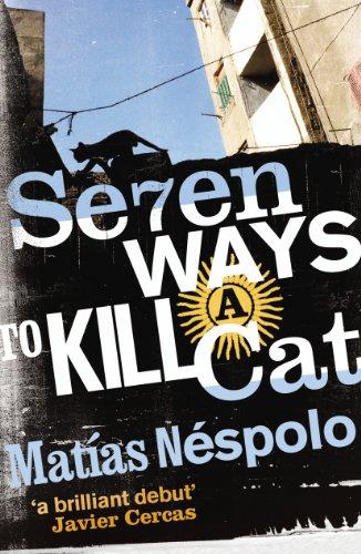 9780099552383: Seven Ways to Kill a Cat